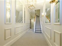 AN ELEGANT AND BEAUTIFULLY REFURBISHED SECOND FLOOR APARTMENT WITH STUNNING GARDEN VIEW