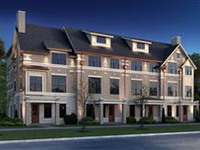 STUNNING NEW LUXURY ROWHOME IN HISTORIC NAPERVILLE