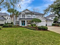 HIGHLY DESIRABLE HOME IN ESTATES OF PONTE VEDRA BY THE SEA