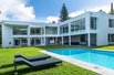 CONTEMPORARY MASTERPIECE SHOWCASING MAGNIFICENT VIEWS