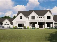 INCREDIBLE NEW CRAFSTMAN HOME ON THE WATER AT GINGER CREEK