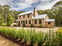NEW CUSTOM HOME ABUTTING PRESERVATION LAND