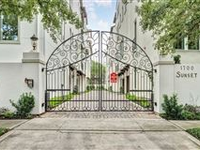 STUNNING HOME IN A GATED COMMUNITY ON SUNSET BLVD