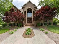 BEAUTIFUL ALL BRICK HOME WITH OUTDOOR OASIS