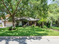 OLD-WORLD CHARM ON OVER HALF AN ACRE IN THE HEART OF FORT WORTH