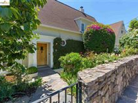 MARVELOUS 1936 ENGLISH STYLE COTTAGE WITH ITS ARCHITECTURAL DETAILS INTACT