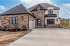 CUSTOM HOME IN UPSCALE STERLING LAKES DEVELOPMENT