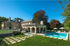 EXTRAORDINARY BELLE HAVEN PENINSULA STONE MANOR STYLE HOME