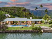 ONE-OF-A-KIND WATERFRONT SETTING