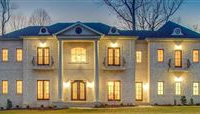 NEW CONSTRUCTION. CUSTOM FRENCH INSPIRED COLONIAL