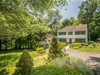 UPDATED, LOVINGLY MAINTAINED CENTER HALL COLONIAL