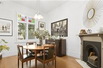 TRANQUIL LEAFY OUTLOOKS FROM THIS PADDINGTON VICTORIAN TERRACE