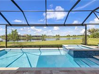 INCREDIBLE LAKEFRONT HOME IN A RESORT-STYLE NAPLES COMMUNITY