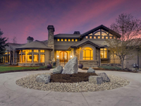 RANCH STYLE HOME IN WHITE HAWK COMMUNITY