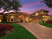 EXCLUSIVE ESTATE ON THE GOLF COURSE IN STONEBRIAR