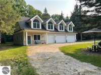 DESIRABLE AND PRIVATE BUILDING SITE ON TORCH LAKE