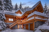 SKI-IN ACCESS AND ELEGANT COMFORT THROUGHOUT