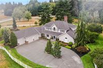 CHARMING EQUESTRIAN ESTATE ACROSS FROM A GOLF COURSE