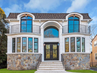 STONE AND STUCCO LUXURY NEW CONSTRUCTION