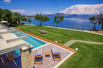 BREATHTAKING SEAFRONT VILLA WITH PANORAMIC VIEWS