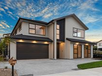 BRAND-NEW FAMILY HOME WITH LUXURY FINISHES IN AUCKLAND