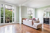 PRISTINELY BRIGHT FAMILY APARTMENT IN MONTMARTRE