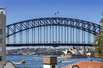 IMMACULATE HARBOUR BRIDGE AND OPERA HOUSE VIEWS