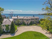 SPECTACULAR BUILDER'S OWN CUSTOM WATERFRONT HOME