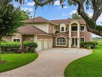 BRICK HOME ON SOUGHT AFTER INTRACOASTAL LOT