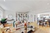 INCREDIBLE WESTBOURNE GREEN FLAT OFFERS EXCELLENT ENTERTAINING SPACE