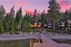 BEAUTIFULLY BUILT MOUNTAIN LOG STYLE HOME ON THE LAKE