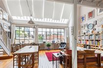 A PEACEFUL ENSEMBLE WITH A TERRACE ON THE TOP FLOOR