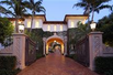MAJOR GATED AND WALLED PALM BEACH INSPIRED OCEANFRONT ESTATE