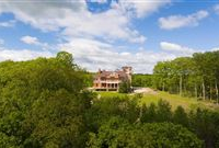 LUXURY HOME PERCHED AT THE HIGHEST POINT IN COLUMBIA COUNTY
