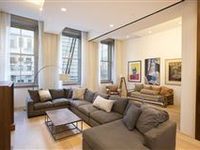 NEWLY RENOVATED FULL FLOOR LOFT WITH 13-FOOT CEILINGS