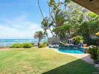 BEAUTIFUL FEE SIMPLE OCEANFRONT PROPERTY WITH TWO HOMES