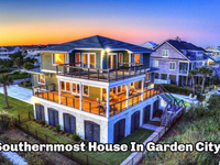 SOUTHERNMOST HOUSE IN GARDEN CITY