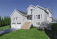 STUNNING NEW CONSTRUCTION ON EXCLUSIVE AND HISTORIC STREET IN QUINCY