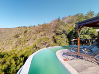 EXCLUSIVE HILLTOP RETREAT SET ON 8HA OF LAND FOR SALE IN WILDERNESS