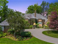 TWO ACRES OF LUXURY ON LOWER LONG LAKE