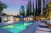 COMPOSED SIMPLICITY ATOP LOS ANGELES
