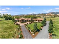 MAGNIFICENT HOME ON 70 ACRE PROPERTY WITH MOUNTAIN VIEWS
