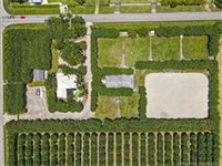 DREAM EQUESTRIAN FACILITY WITH SPACIOUS HOME IN SOUTH FLORIDA