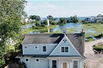 NANTUCKET STYLE COLONIAL WITH AMAZING WATER VIEWS IN WESTPORT