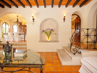 A REMARKABLE MEDITERRANEAN STYLE HOME