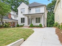 SOUGHT-AFTER PEACHTREE PARK NEW CONSTRUCTION