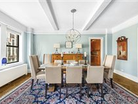 CLASSIC PRE-WAR HOME WITH MAGNIFICENT LUXURY FINISHES ON UPPER WEST SIDE