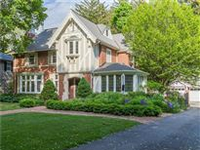 THIS FABULOUS TUDOR IS THE PRETTIEST HOUSE ON THE BLOCK