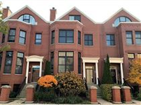 FOUR-STORY GEORGIAN BRICK TOWNHOME FOR RENT