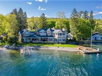 ONE OF A KIND NEW YORK WATERFRONT MANSION